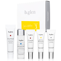 Trial Set 3 - Anti-aging/Acne Scar Care