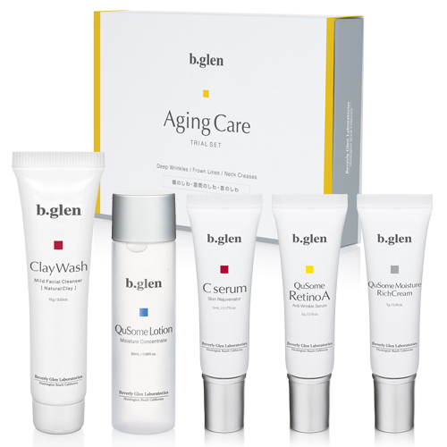 Anti-Aging Deep Line Care Trial Set
